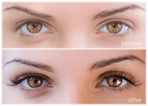 what is brow and lash tinting